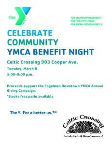 fogelman community celtic fundraiser